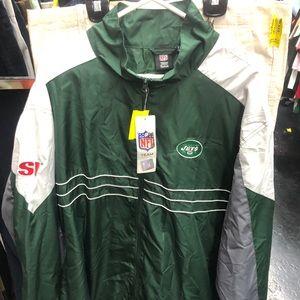 Brand new Reebok Jets jacket sz XXL